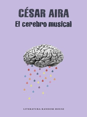 cover image of El cerebro musical