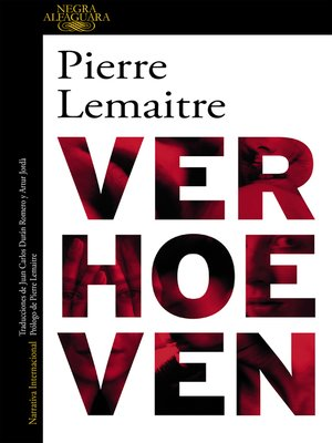 cover image of Verhoeven