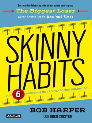 cover image of Skinny habits