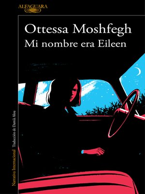 cover image of Mi nombre era Eileen