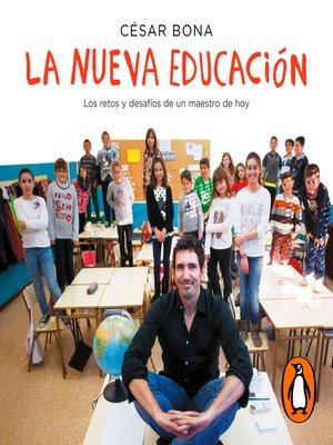 cover image of La nueva educación