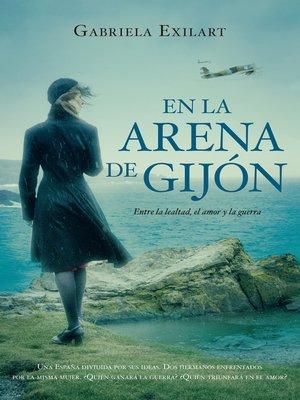 cover image of En la arena de Gijón
