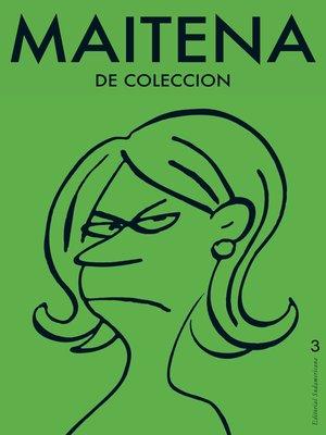 cover image of Maitena de coleccion 3