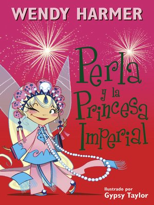 cover image of Perla y la princesa imperial