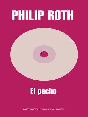 cover image of El pecho
