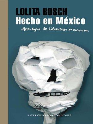 cover image of Hecho en México
