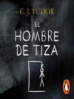 cover image of El hombre de tiza