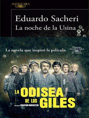 cover image of La noche de la Usina