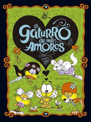 cover image of Gaturro de mil amores