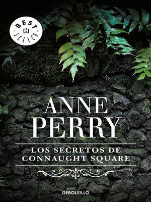cover image of Los secretos de Connaught Square