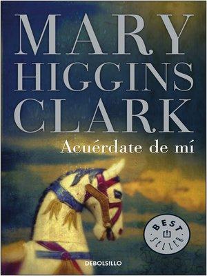 cover image of Acuérdate de mí