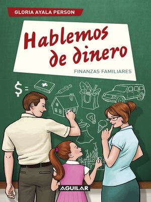 cover image of Hablemos de dinero