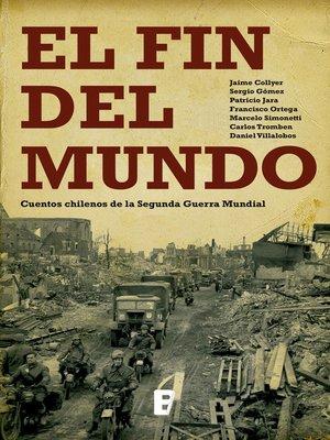 cover image of El fin del mundo