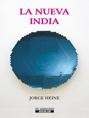 cover image of La nueva India