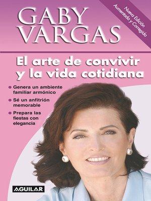 cover image of El arte de convivir y la vida cotidiana