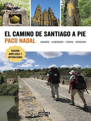 cover image of El Camino de Santiago a pie