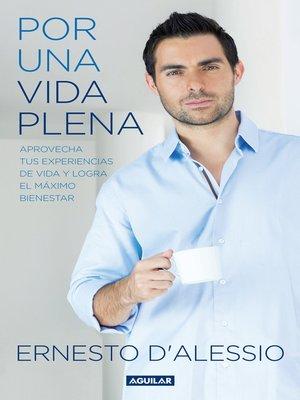 cover image of Por una vida plena