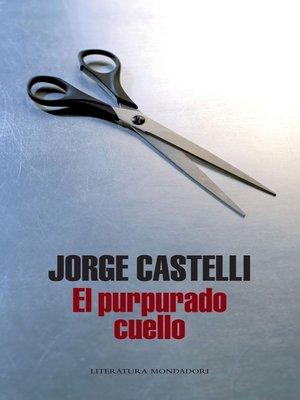 cover image of El purpurado cuello