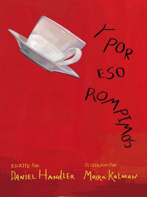 cover image of Y por eso rompimos