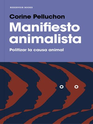 cover image of Manifiesto animalista