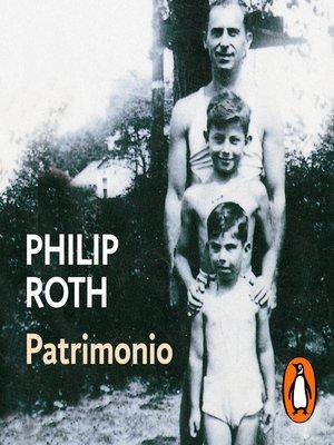 cover image of Patrimonio