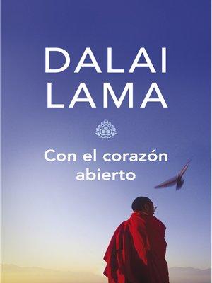 cover image of Con el corazón abierto