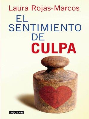 cover image of El sentimiento de culpa