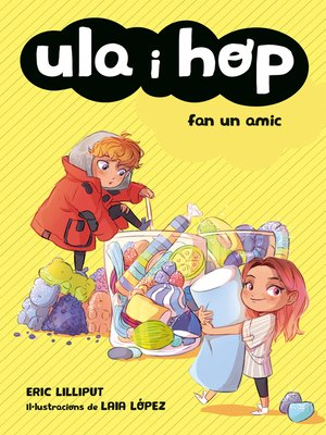 cover image of Ula i Hop fan un amic (Ula i Hop)