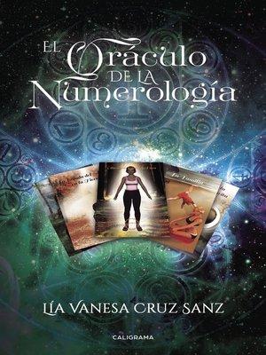 cover image of El Oráculo de la numerología