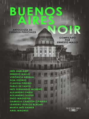 cover image of Buenos Aires Noir