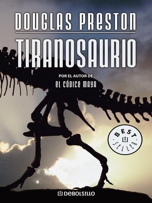cover image of Tiranosaurio