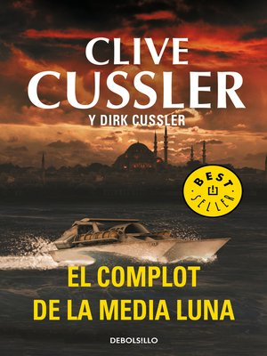 cover image of El complot de la media luna