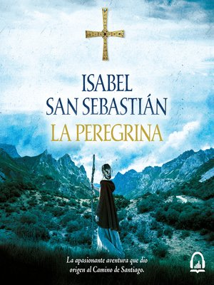 cover image of La peregrina