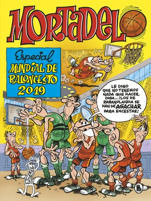cover image of Especial Mundial Baloncesto 2019