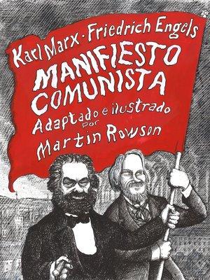 cover image of Manifiesto comunista