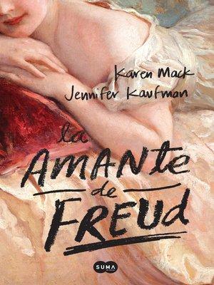 cover image of La amante de Freud