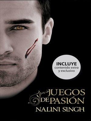 cover image of Juegos de pasión (Psi/Cambiantes 9)
