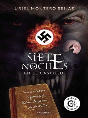 cover image of Siete noches en el castillo