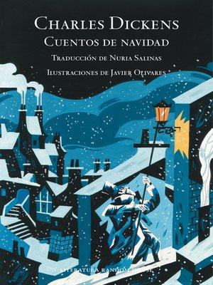 cover image of Cuentos de Navidad (edición ilustrada)