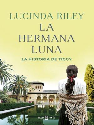 cover image of La hermana luna