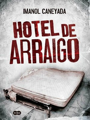 cover image of Hotel de arraigo