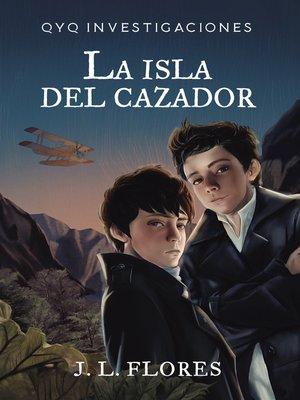 cover image of La isla del cazador