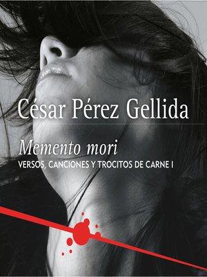 cover image of Versos, canciones y trocitos de carne