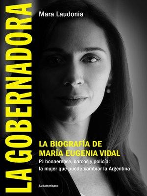 cover image of La Gobernadora