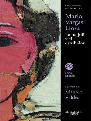cover image of La tía Julia y el escribidor