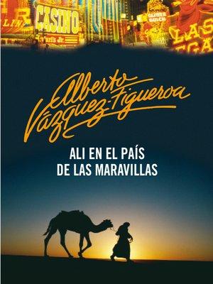 cover image of Ali en el país de las maravillas