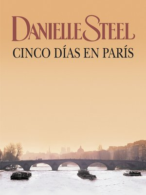 cover image of Cinco días en París