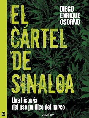 cover image of El cártel de Sinaloa