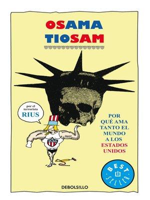 cover image of Osama Tío Sam (Colección Rius)