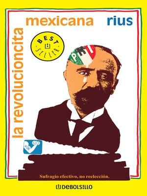 cover image of La revolucioncita mexicana
